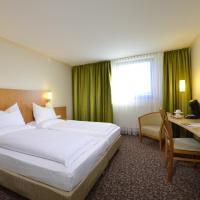 AMBER HOTEL Leonberg / Stuttgart, отель в городе Леонберг