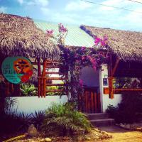Hostal Los Orishas, hotel in Ayampe