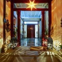 Casa Jardín de la Plata, hotel en Baños de Montemayor
