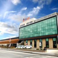 Fier Butik Hotel & Spa Kayseri, hotel dicht bij: Internationale luchthaven Kayseri Erkilet - ASR, Kayseri