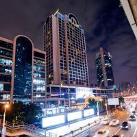 Hotel Equatorial Shanghai, отель в Шанхае