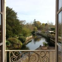 Le Moulin de Mansle,Mansle的飯店