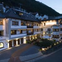 Gourmethotel Yscla, hotell i Ischgl