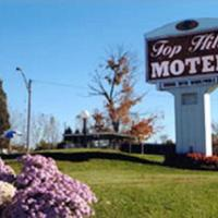 Top Hill Motel, hotel in Saratoga Springs