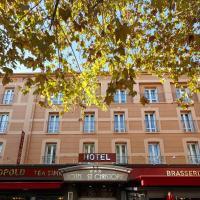 Hôtel Saint Christophe, hotel in Aix-en-Provence