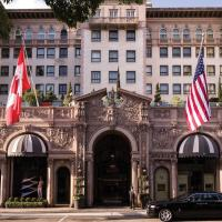 Beverly Wilshire, A Four Seasons Hotel, hotell Los Angelesis