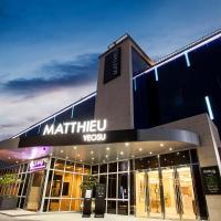 Hotel Matthieu Yeosu, hotel in Yeosu