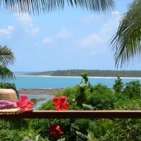 Alizées Moreré, hotel na Ilha de Boipeba