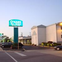 O'Hare Inn & Suites, hotel near Chicago O'Hare International Airport - ORD, Schiller Park