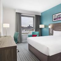 Jurys Inn Liverpool, отель в Ливерпуле