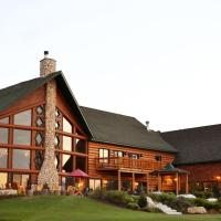 Crooked River Lodge, hotel in Alanson