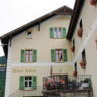 Hotel Adler Garni, hotel a Zernez