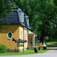 Kustleden Vandrarhem, отель в городе Strömsbruk