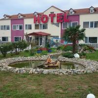 Hotel Konstantina, hotell sihtkohas Rodópolis