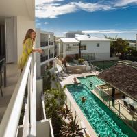 Coolum Seaside Apartments, hotel in Coolum Beach