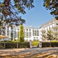 Steigenberger Grandhotel & Spa Heringsdorf, отель в Херингсдорфе