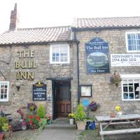 The Bull Inn West Tanfield, hotel in Ripon