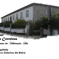 Solar Dos Cerveiras, hotel in Mesquitela
