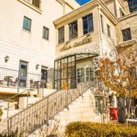 Villa Galilee Boutique Hotel and Spa, отель в Цфате