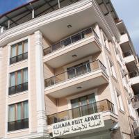 Almasa Suite Aparts, отель в Термале