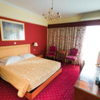 Grand Hotel, hotel in Larisa