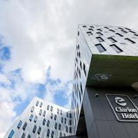Clarion Hotel Energy, отель в Ставангере