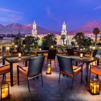 Katari Hotel at Plaza de Armas, hôtel à Arequipa