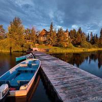 Eagle's Nest Resort, hotel em Anahim Lake