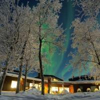 Máttaráhkká Northern Light Lodge