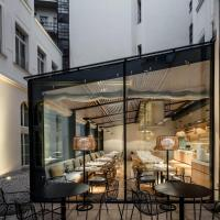 BoHo Prague Hotel - Small Luxury Hotels: Prag'da bir otel