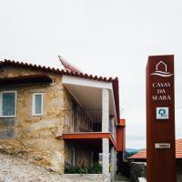 Vougaldeias Casas da Seara, hotel in Sever do Vouga