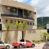 Hotel Pousada de Minas, отель в городе Итабириту
