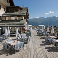 Hotel Salastrains, hotel v destinaci St. Moritz