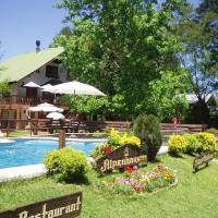 Alpenhaus Cabañas y Restaurant, hotel in Tigre