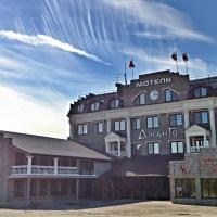 Мотель ДжанГо, hotel in Istra