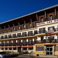 Hôtel Las Donnas, hotel in Auron