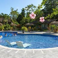 Hotel Suizo Loco Lodge & Resort, hôtel à Cahuita