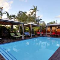 Budget Tented Village @ Urban Glamping, hotel in St Lucia