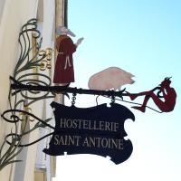 Hostellerie Du Grand Saint Antoine, hotel in Albi