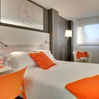 Hotel Bed4U Pamplona, hôtel à Cordovilla près de: Aéroport de Pampelune - PNA