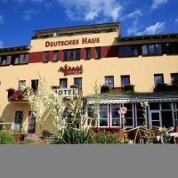 Hotel Deutsches Haus am Fischländer Hafen