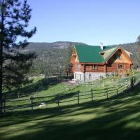 Wildhorse Mountain Guest Ranch Bed & Breakfast, hotel em Summerland