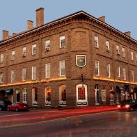 Baldachin Inn, hotel em Merrickville