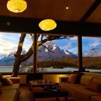 Hotel Lago Grey, hotel en Torres del Paine