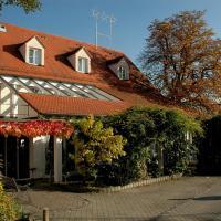 Hotel Engel, отель в Ульме