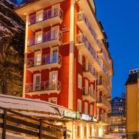 Hotel Eden Rock, отель в городе Бадгастайн