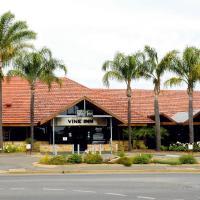 Vine Inn Barossa, hotel em Nuriootpa