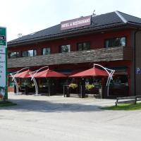 Botnia Hotel & Restaurant, hotell i Kruunupyy