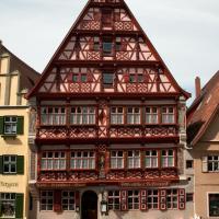 Hotel Deutsches Haus, hotel in Dinkelsbühl
