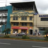 Club Hotel Ida Maria, hotel in Santo Domingo de los Colorados